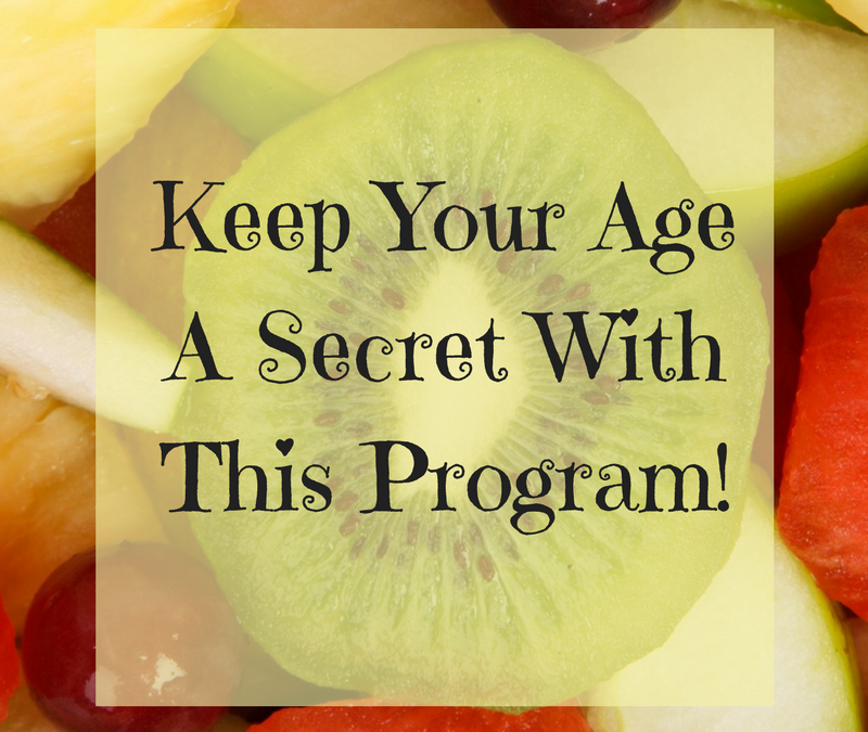 Powerful Healthy Aging Tool – Your Fork!