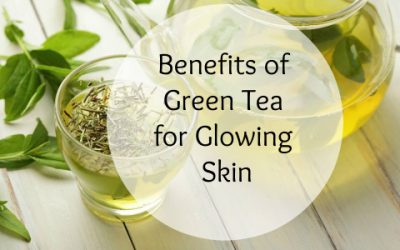 5 Benefits of Green Tea for Glowing Skin