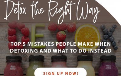 5 Mistakes People Make on a Clean Eating Reset