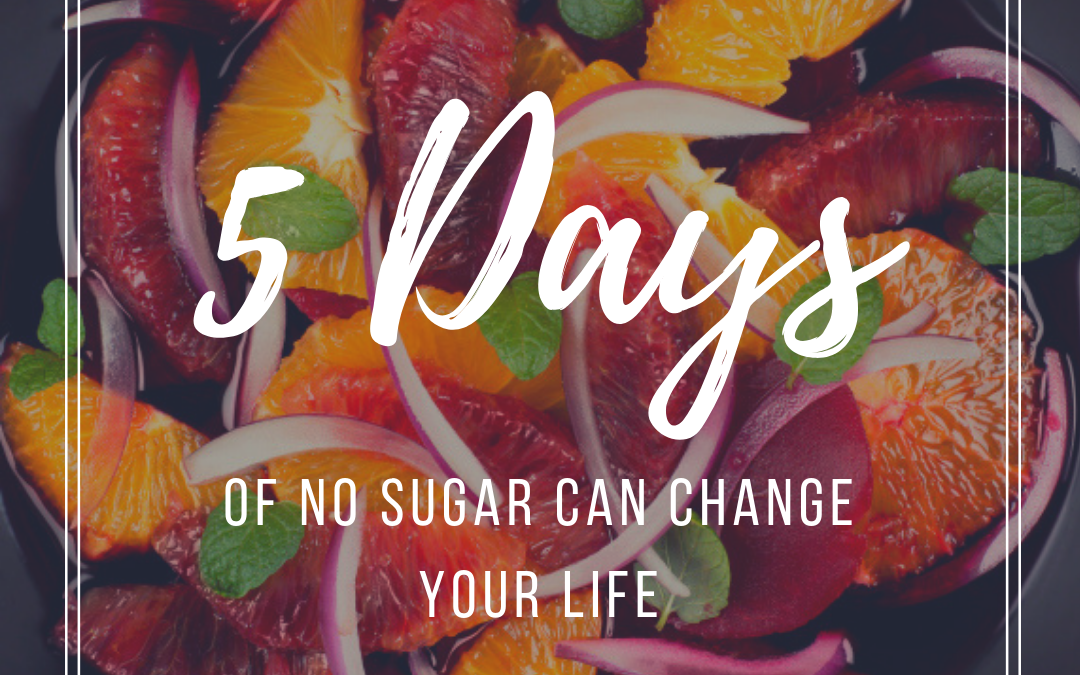 3 Reasons to Quit Sugar Today