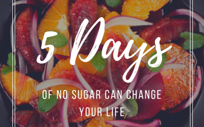 5 Day Simple Sugar Reset